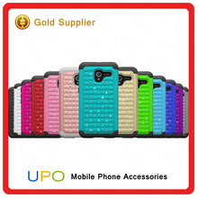 [UPO]Bling Diamond Case 2017 New Cell Phone Covers For Alcatel Stellar Mobile Phone Accessories Factory In China