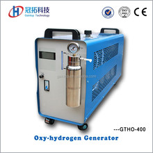 Manufacturer Supply HHO Oxyhydrogen gas small portable glass polishing edge machine