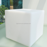 20cm(8') table cube light/cubic lamp/cube lamp