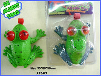 squeeze quick tongue frog pop out toys