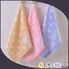 Home textile pure cotton nonwoven lovely kids towel Fabric with animal photo