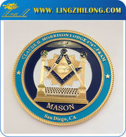 Stock car logo badge,vw car badge emblems,masonic regellia