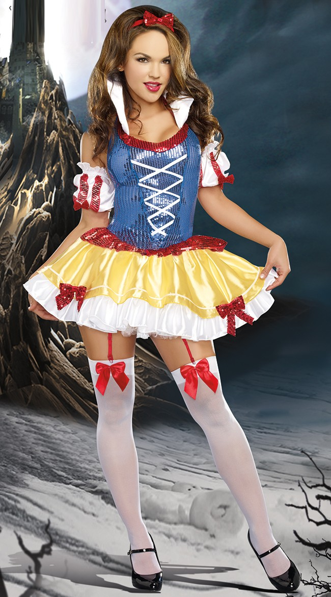 Sexy halloween professional circus clown costumes
