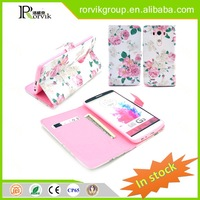 high quality cellphone case leather with great price for LG G3