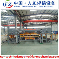 welded wire mesh panel machine for fence ----fangzheng brand (direct manufacture )