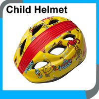 protective child scooter roller skating helmets, colorful safety kids in-mold helmets, custom children bicycle helmets