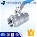 Factory Professional 2 Inch Stainless Steel Ball Valve