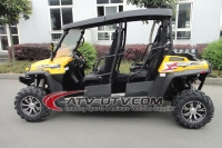 1000cc utv With Liquid-cooled V-twin Cylinder Engine for sale