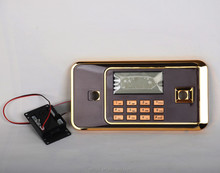 Electronic digital combination lock password lock coded lock