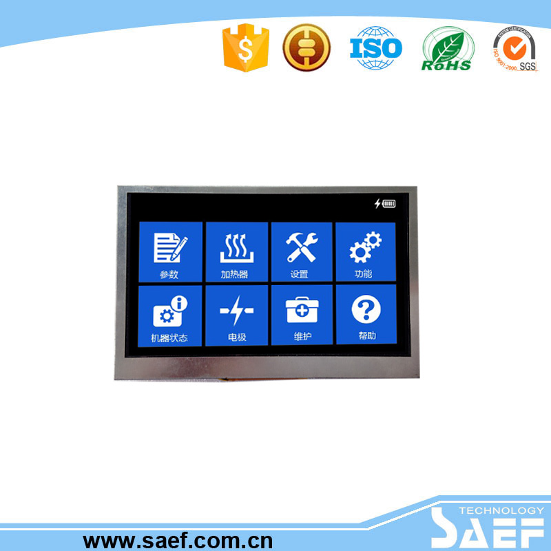 5 inch tft lcd touch panel band usb to rs232/rs485 converter and lcd Control Board Used for industrial products