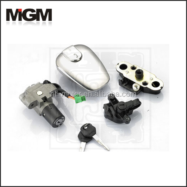 OEM High Quality EN125 Motorcycle lock set