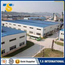 European standard earthquake resistance general warehouse in yantian