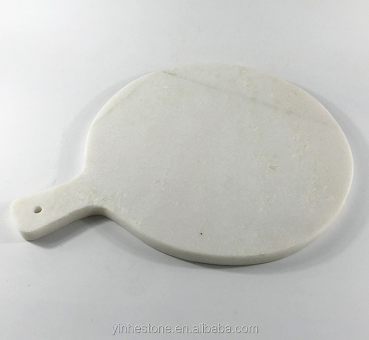 Homeware natural round and square marble cheese board