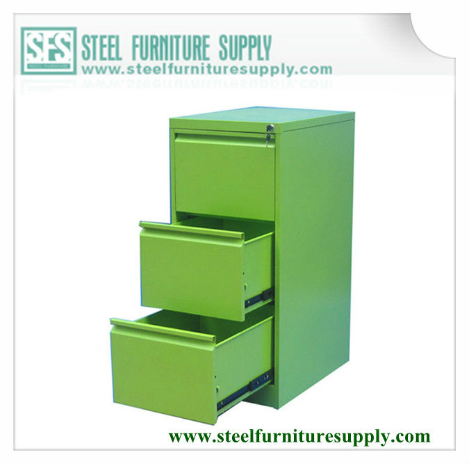 3 drawers vertical filing cabinet/high quality office storage cabinet