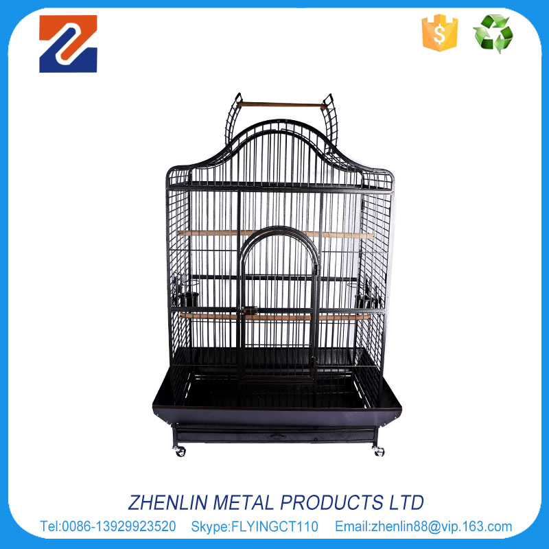 wholesale metal quail wire iron handmade large bird house cage