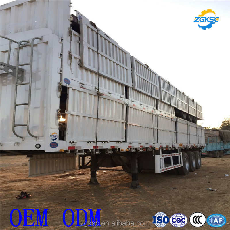 3 axle flatbed semi trailers for sale curtain side semi trailer