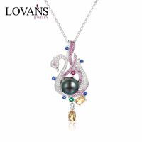 new products 2016 freshwater pearl necklace for women