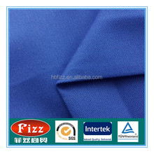 100% cotton 21*21 108*58 180gsm 100 percent dyed cotton twill fabric