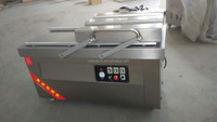 Relay control type DZ-400/2SC DZ-500/2SC- 600/2SC Double chamber Vacuum packing machine with relay control panel