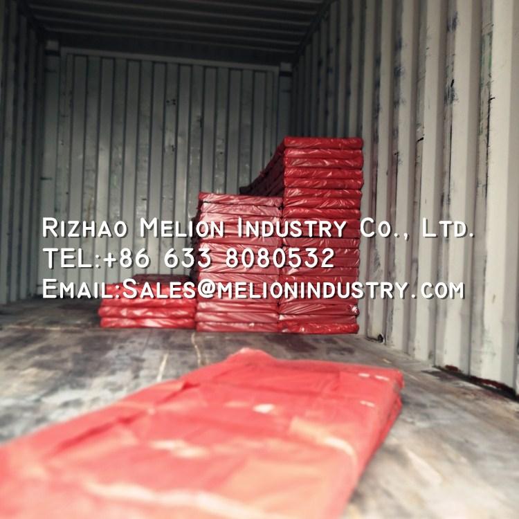 OTR tyre pre-cured tread rubber