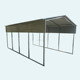 Car shelter portable and carport roofing material/carport canopy