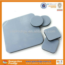 teflon pad chair leg protectors/ furniture teflon glides