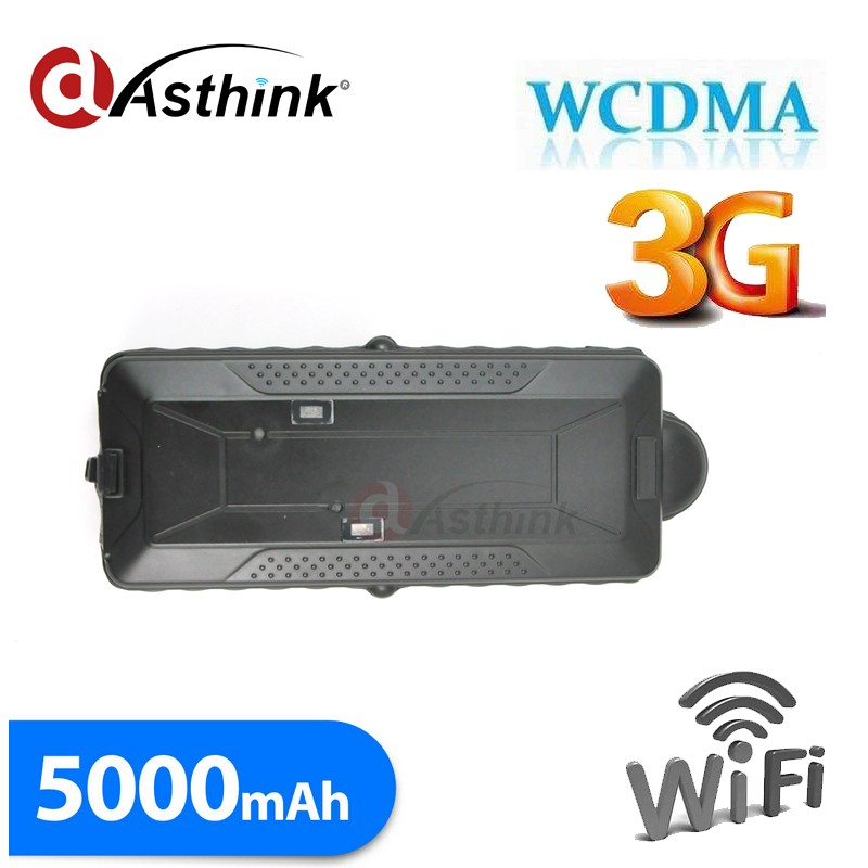 Economic and Efficient 3g GPS Tracker micro tracker with sim Weather-Proof design with strong magnets built-in