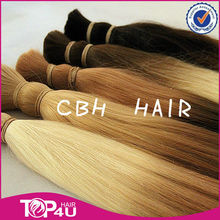 The best selling products virgin philippine human hair bulk ombre color