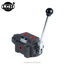 dmg 80 dmg-70 serie hydraulic directional hand control valve