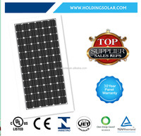 High quality PV China manufacturer 300W solar panel, mono solar panel for home solar energy system