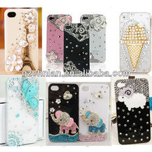 3D Diamond bling Luxury cell phone case for iphone 5s 5g
