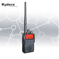 Battery capacity 2300mAh waterproof portable walkie talkie dual band analog KYD IP-UV1A two way radio