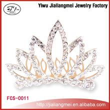Fashion cheap party tiaras princess crown or tiaras for girls