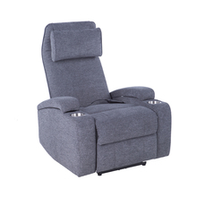 Electric Rise Recliner Fabric Armchair Sofa Home Lounge Chair Massage Heated Recliner Lift Chair for Elder