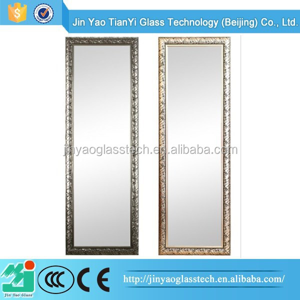 modern high quality hair salon glass mirror