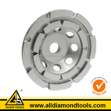 5 Inch Double Row Diamond Cutting Wheel for Concrete