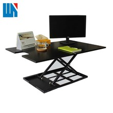 OEM 2-Button Electric Height Adjustable Stand Desk Frame