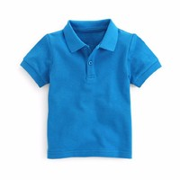 Wholesales Clothing Made in China Children or Men Polo Shirts Design