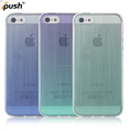 High quality laser TPU case for iphone 5, back cover case mobile accessories