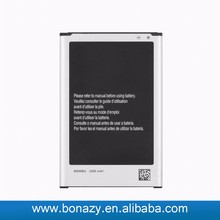 New high quality battery for Samsung Galaxy Note 3 replacement