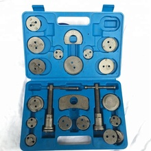 BRAKE CALIPER PISTON REWIND WIND BACK TOOL KIT 22 PIECES Car Service Tool