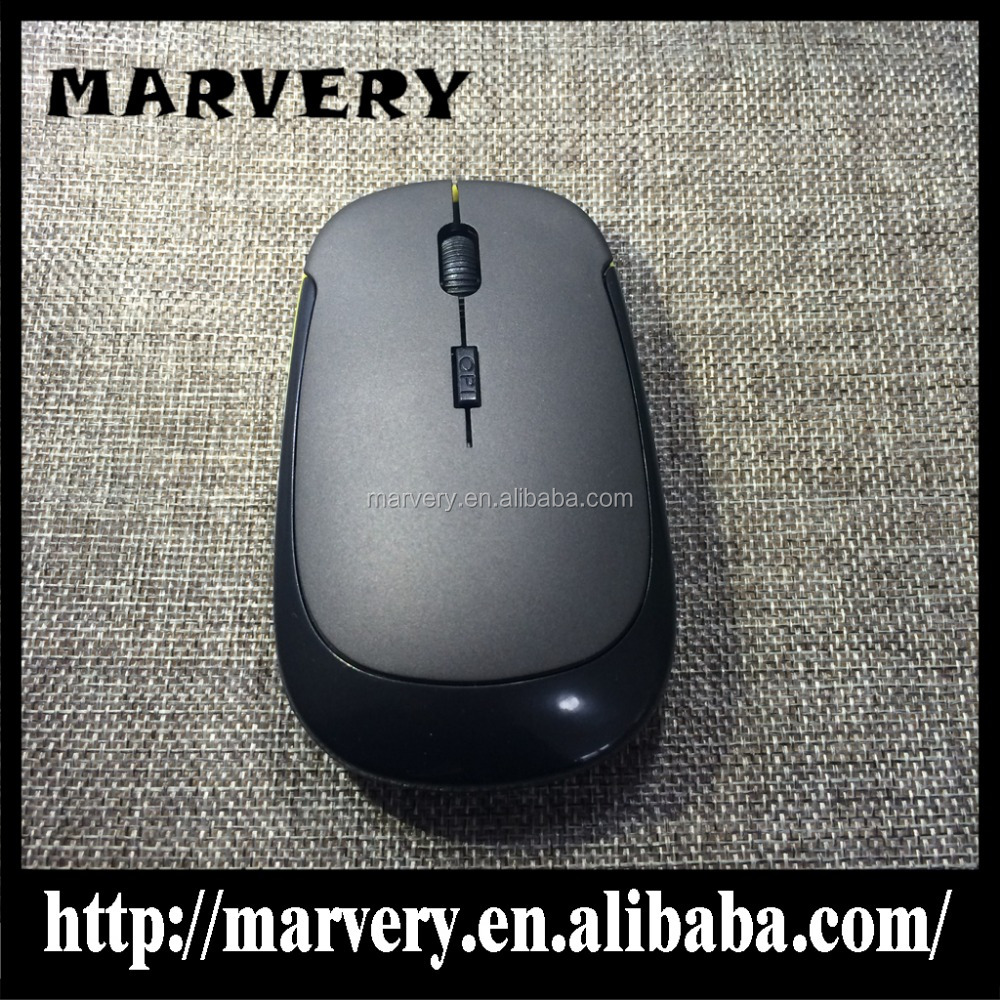 2016 New OEM custom printed wireless mouse/mouse/cheap mouse