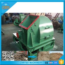 Wood chips hammer crusher for making sawdust briquetting block pallet