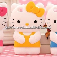 Cute hello kitty case for iphone 5