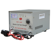 Portable iron 24V tricycle battery charger dynamo charger