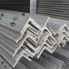 hot sale competitive price 316 steel galvanized angle iron in alibaba