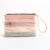 Factory supply wholesale custom zipper bag make up cosmetic bag