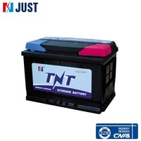 Factory best cheap price 12v 66ah lead acid Maintenance free automotive car battery