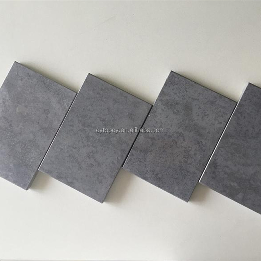Interior wall fiber cement outdoor siding panel board