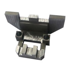 customized iron material jig cnc milling machined parts